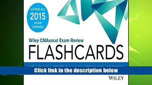 free download wiley cmaexcel exam review 2015 flashcards part 1