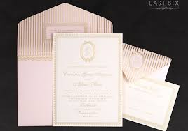 wedding invitations new york east six twirl new york
