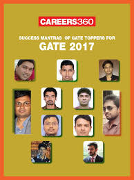 success mantras of gate toppers for gate 2017 test assessment