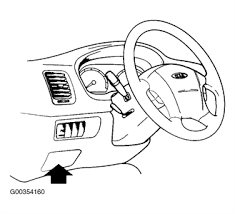 Brake Lights Wont Go Off Kia Optima Kill Switch Location Questions U0026 Answers With Pictures