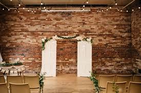 wedding backdrop vintage diy design vintage door backdrop all wrapped up events