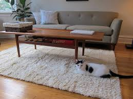 rug under coffee table shagadelic project palermo