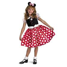 Minnie Mouse Costumes Halloween Minnie Mouse Costumes Fancy Cute Cosplay