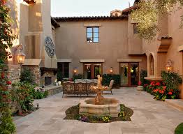 mediterranean floor plans with courtyard mediterranean house styles design