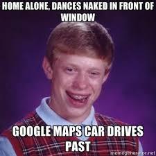 Google Meme Generator - bad luck brian bad luck brian know your meme