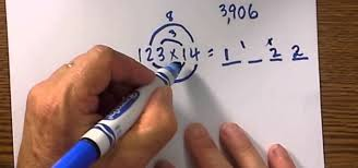 digit math how to multiply 2 and 3 digit numbers fast math wonderhowto