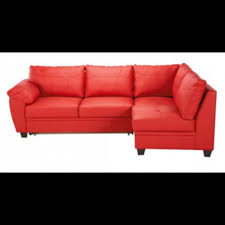 Dfs Sofa Bed Dfs Red Leather Corner Sofa Bed Brokeasshome Com