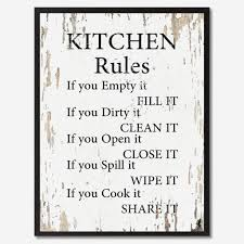 rules of home design kitchen kitchen rules sign home design popular top on house