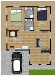 Home Design For 750 Sq Ft 750 Sq Ft 2 Bhk Floor Plan Image Highcity Infraventures Pristine