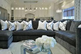 Grey Velvet Sectional Sofa by Grey Velvet Sofa Canada Memsaheb Net