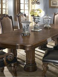 other aico tuscano dining room set stunning on other for table