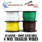 trailer harness wiring