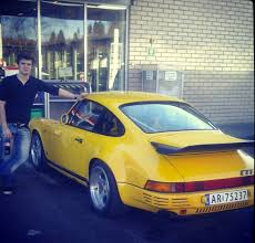 porsche yellow bird ruf ctr yellow bird easy porsche
