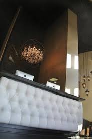 tufted salon reception desk 50 reception desks featuring interesting and intriguing designs the