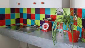 sticker carrelage cuisine stickers cuisine belgique beautiful poster mural geant castorama