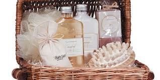 gift sets for women spa basket gift sets in real baskets for women at home spa world