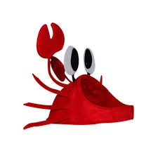 halloween crab aliexpress com buy 1pc creative festival funny crab hat party