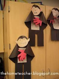 Dltk Halloween Crafts by Vampires 13 Days Of Halloween Ideas The Home Teacher