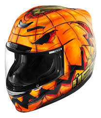 icon halloween icon airmada trick or street helmet revzilla