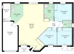 plan de maison 5 chambres plain pied plan maison 5 chambres best vente maison chambres lille ma sur ma