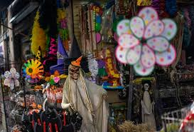 Halloween Skeletons For Sale Boo Halloween Celebrations In Pictures Shareamerica