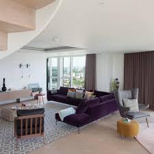 amos and amos create amazing penthouse interior design