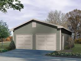 detached two car garage 2215sl architectural designs house plans