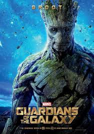 guardians of the galaxy grateful for groot