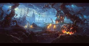cool halloween background gif hallow ween