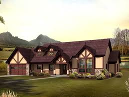 style ranch homes nottingham hill tudor home plan 007d 0215 house plans and more