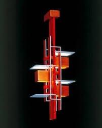 frank lloyd wright style lamp foter
