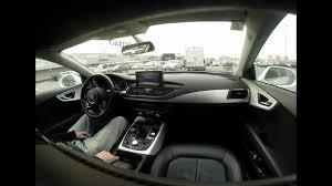 audi a7 parking audi a7 park assist self parking system self driving parkt selbst