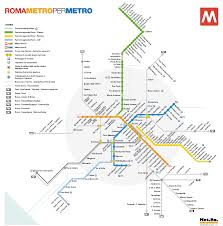 Metro Map Tokyo Pdf by Rome Subway Map Pdf My Blog