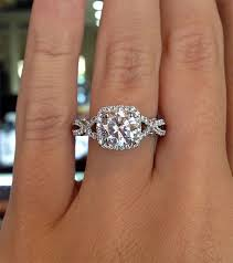 princess cut engagement rings with halo best 25 engagement rings princess ideas on princess
