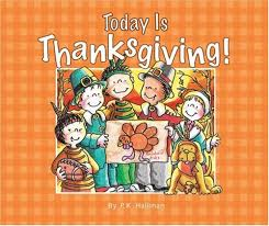today is thanksgiving p k hallinan p k hallinan