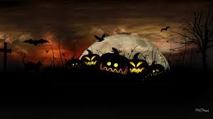 halloween backgrounds for desktop wallpapersafari