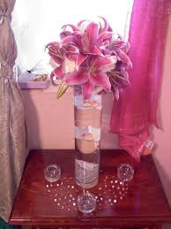 Long Vase Centerpieces by Top 25 Best Lily Centerpieces Ideas On Pinterest White Lilies