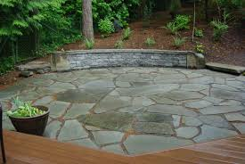 backyard flagstone patio ideas bev beverly pictures trends imgp