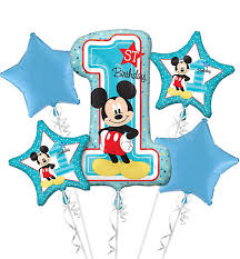 mickey mouse birthday mickey mouse 1st birthday party supplies party city