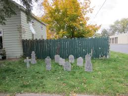 halloween headstones diy halloween gravestones for your yard at home with luna