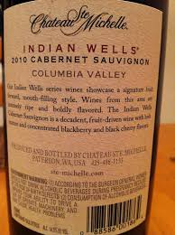 chateau ste 2010 indian cabernet wino 4 weekly wine review cabernet sauvignon chateau ste