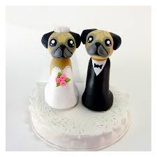 dog wedding cake toppers personalized dog wedding cake toppers