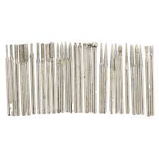 30pcs 2 3mm shanks diamond drill bits for nail drills ws ebay