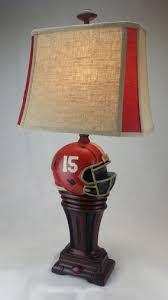 Alabama Football Home Decor Alabama Crimson Tide Table Lamp Junior Size 24 Inches Jhardy