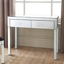 chambre a coucher avec coiffeuse miroir coiffeuse meubles en verre avec tiroir console chambre à