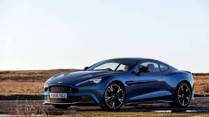 aston martin supercar 2017 2017 aston martin vanquish s review with horsepower price and