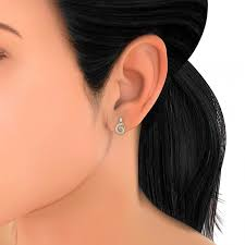 diamond earrings india diamond earrings for indian women with price and designs