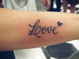diy temporary tattoo love youtube
