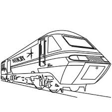 Steam Locomotive Coloring Pages Drawing Of Steam Train Locomotive Coloring Page Color Luna by Steam Locomotive Coloring Pages