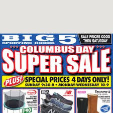 big 5 sporting goods black weekly ad shop and save at big 5 sporting goods